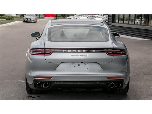 2017 Porsche Panamera 4S (Stk: P12519A) in Vaughan - Image 2 of 2