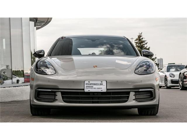 2018 Porsche Panamera 4S Sport Turismo (Stk: U7147) in Vaughan - Image 2 of 22