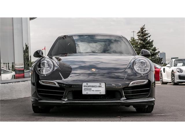 2014 Porsche 911 Turbo Coupe PDK (Stk: U7157) in Vaughan - Image 2 of 17