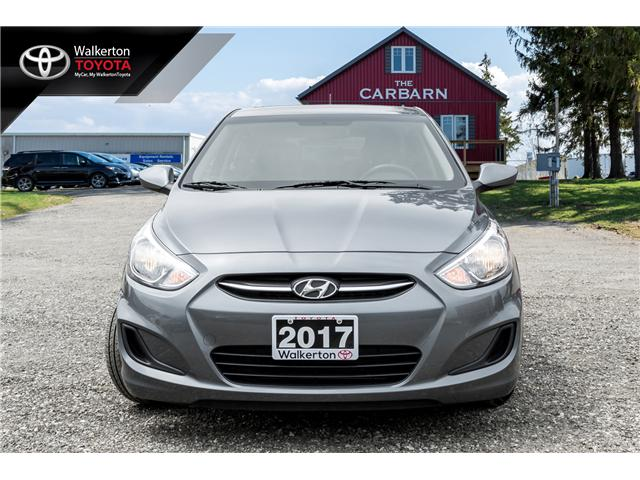 2017 Hyundai Accent  (Stk: L8025) in Walkerton - Image 2 of 19