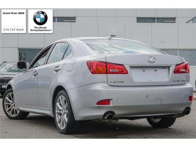 2008 Lexus IS 250 Base (Stk: PW3726A) in Kitchener - Image 2 of 6