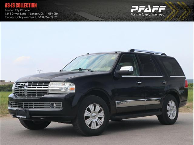 2008 Lincoln Navigator Ultimate (Stk: 8691A) in London - Image 1 of 23