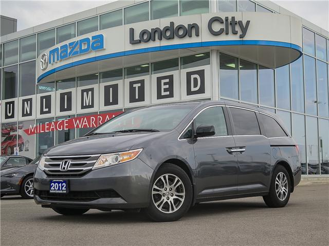 2012 Honda Odyssey  (Stk: LM8369A) in London - Image 1 of 24