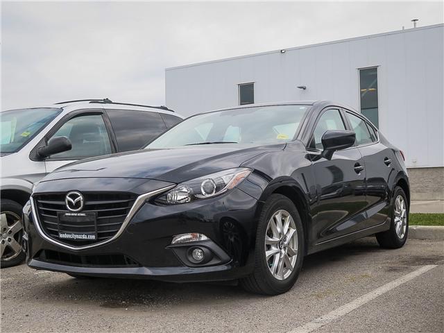 2015 Mazda Mazda3  (Stk: MA1487) in London - Image 1 of 1