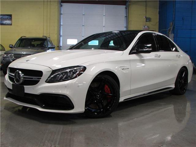 2015 Mercedes-Benz AMG C S (Stk: S8124) in North York - Image 1 of 24