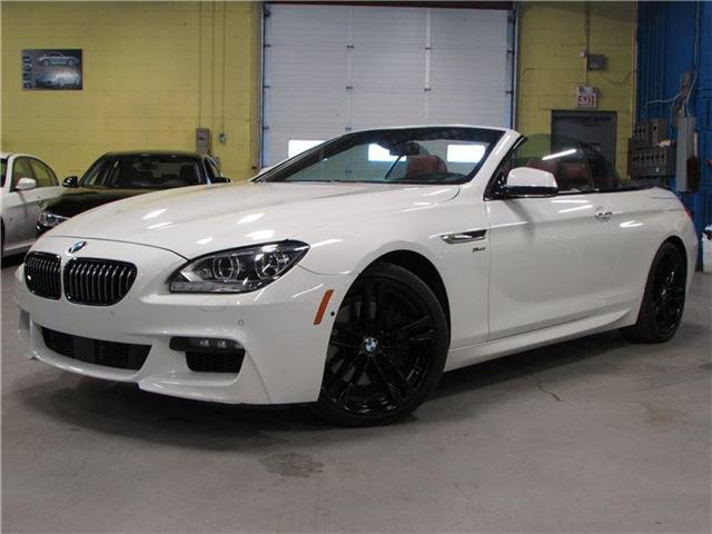 2012 BMW 650i xDrive (Stk: S4448) in North York - Image 1 of 28