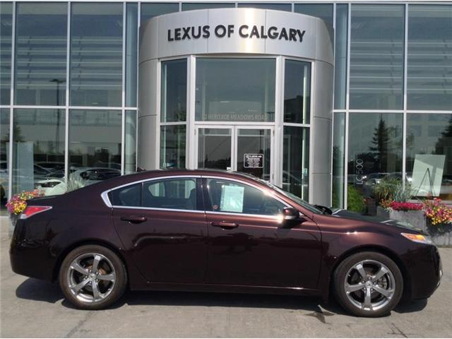 2009 Acura TL Base (Stk: 180017A) in Calgary - Image 1 of 14