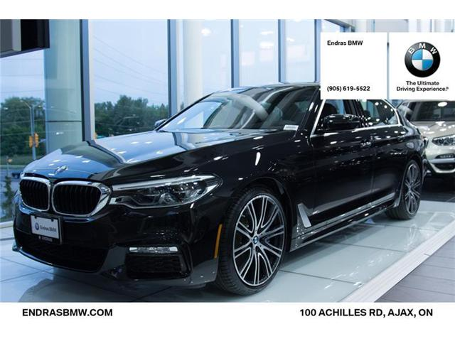2018 BMW 530 i xDrive (Stk: 52164) in Ajax - Image 1 of 22
