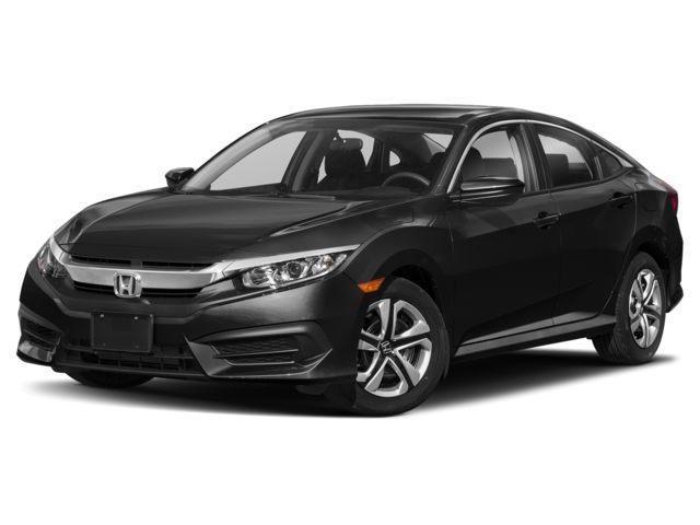 2018 Honda Civic LX (Stk: F18295) in Orangeville - Image 1 of 9