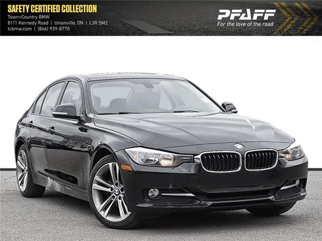2014 BMW 320i xDrive (Stk: D11066) in Markham - Image 1 of 19