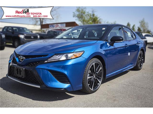 2018 Toyota Camry XSE (Stk: 18907) in Hamilton - Image 1 of 14