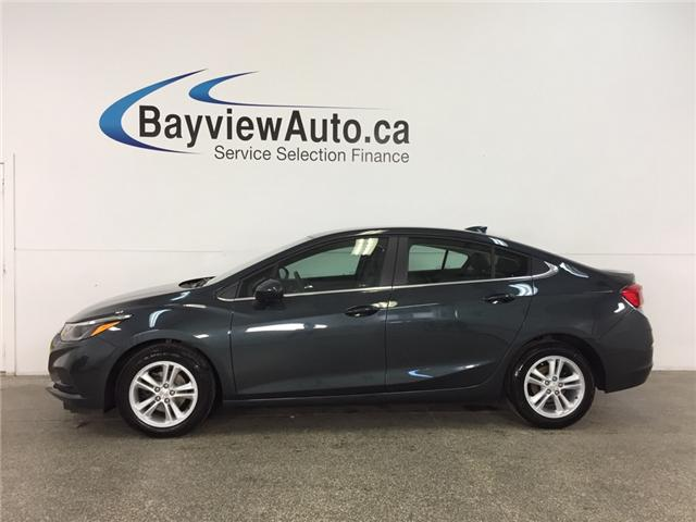 2018 Chevrolet Cruze LT Auto (Stk: 32507EW) in Belleville - Image 1 of 26