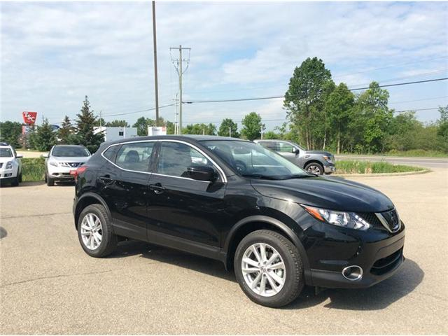 2018 Nissan Qashqai SV (Stk: 18-208) in Smiths Falls - Image 4 of 13