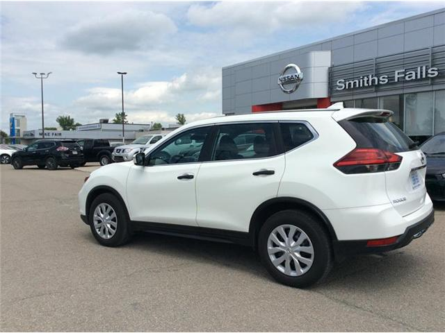 2017 Nissan Rogue S (Stk: 17-480) in Smiths Falls - Image 1 of 13