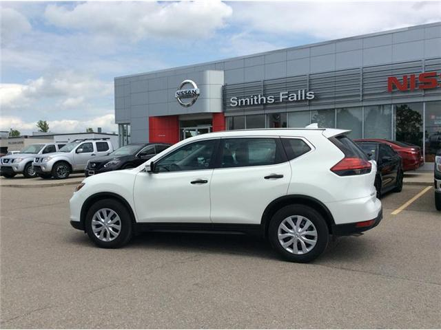 2017 Nissan Rogue S (Stk: 17-480) in Smiths Falls - Image 2 of 13