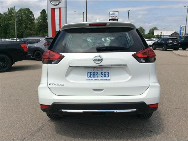2017 Nissan Rogue S (Stk: 17-480) in Smiths Falls - Image 7 of 13