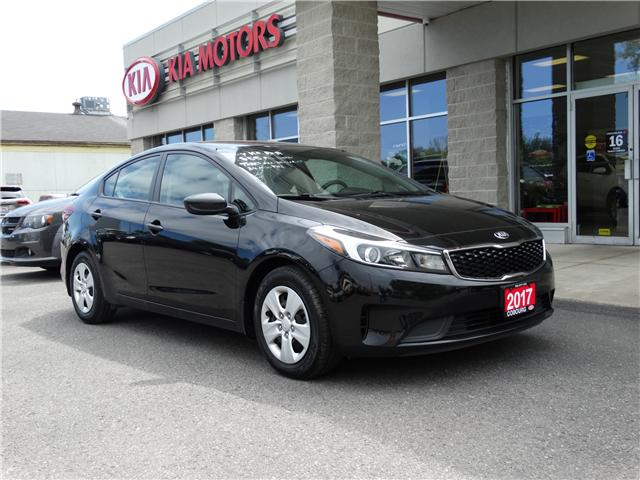 2017 Kia Forte LX (Stk: ) in Cobourg - Image 1 of 16