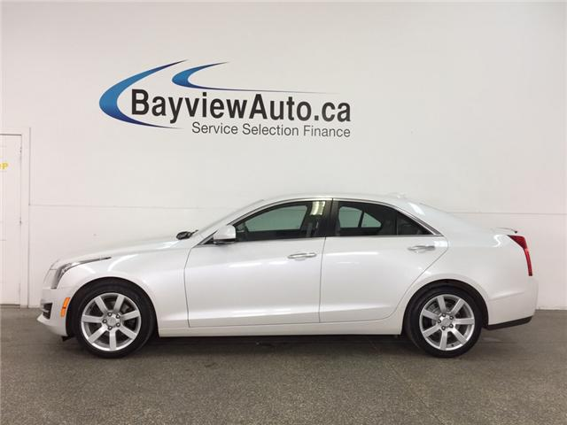 2015 Cadillac ATS 2.5L (Stk: 32815R) in Belleville - Image 1 of 27