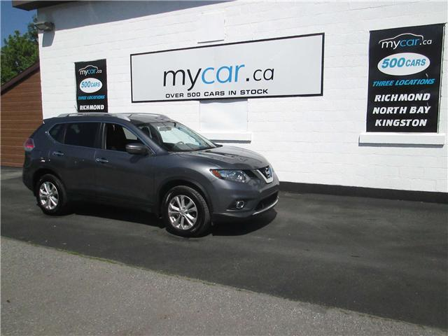 2014 Nissan Rogue SV (Stk: 180330) in North Bay - Image 2 of 14