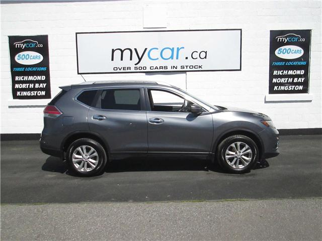 2014 Nissan Rogue SV (Stk: 180330) in Richmond - Image 1 of 14
