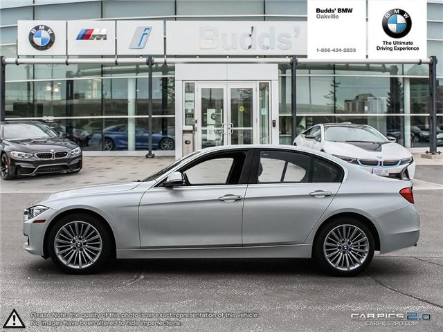 2015 BMW 328i xDrive (Stk: B019630A) in Oakville - Image 2 of 25