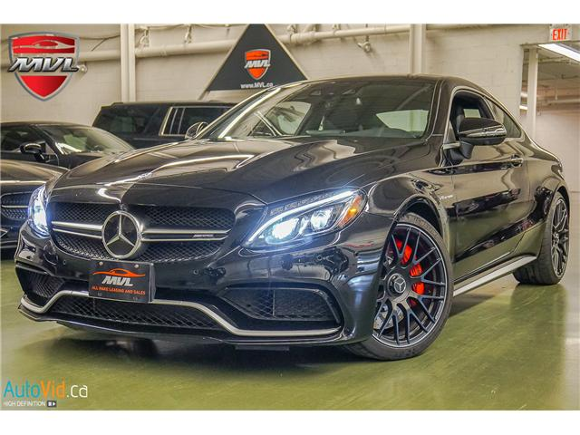 2017 Mercedes-Benz AMG C 63 S (Stk: ) in Oakville - Image 1 of 40