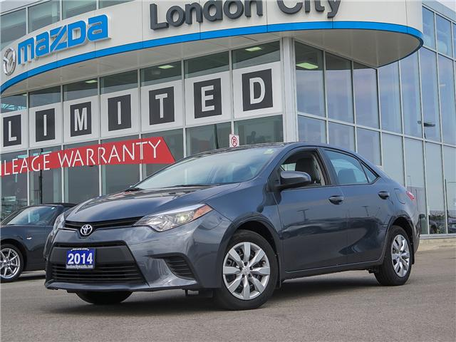 2014 Toyota Corolla  (Stk: MA1479) in London - Image 1 of 21