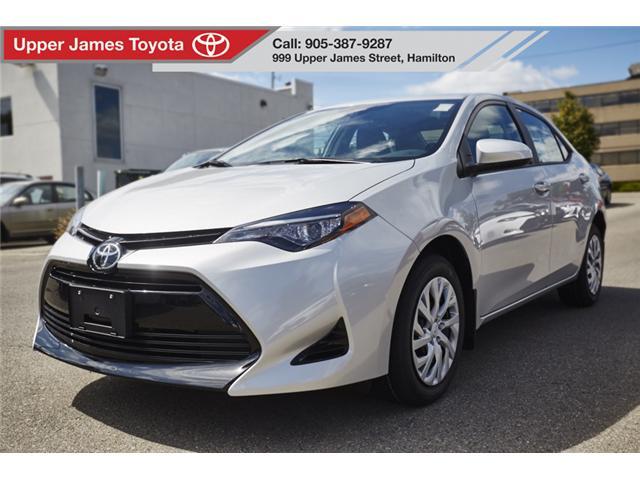 2019 Toyota Corolla LE (Stk: 190021) in Hamilton - Image 1 of 12