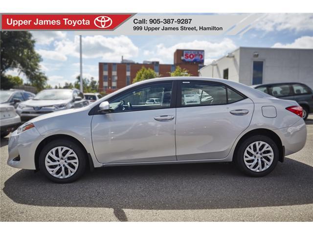 2019 Toyota Corolla LE (Stk: 190021) in Hamilton - Image 2 of 12