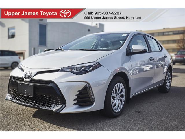 2019 Toyota Corolla SE (Stk: 190025) in Hamilton - Image 1 of 14