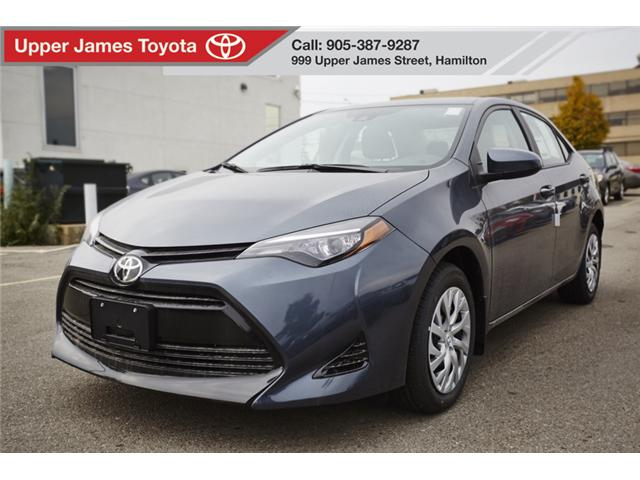 2019 Toyota COROLLA LE CVT BASE (Stk: 190018) in Hamilton - Image 1 of 11