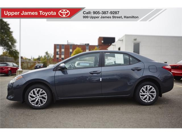 2019 Toyota COROLLA LE CVT BASE (Stk: 190018) in Hamilton - Image 2 of 11