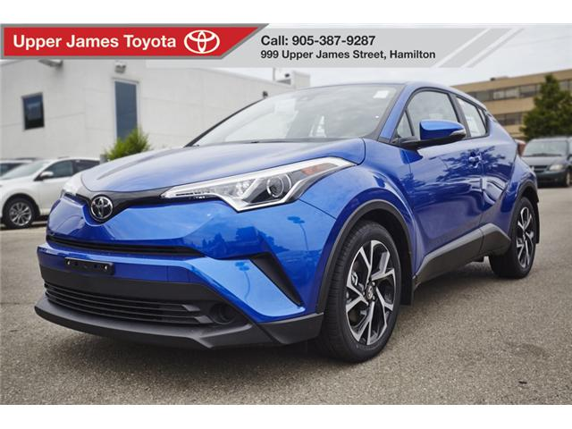 2018 Toyota C-HR XLE (Stk: 180762) in Hamilton - Image 1 of 11