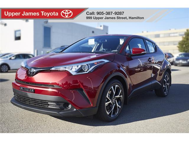 2018 Toyota C-HR XLE (Stk: 180763) in Hamilton - Image 1 of 12