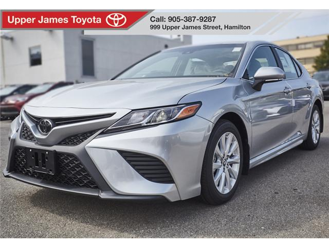 2018 Toyota Camry SE (Stk: 180761) in Hamilton - Image 1 of 13