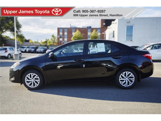 2019 Toyota COROLLA LE CVT BASE (Stk: 190009) in Hamilton - Image 2 of 11