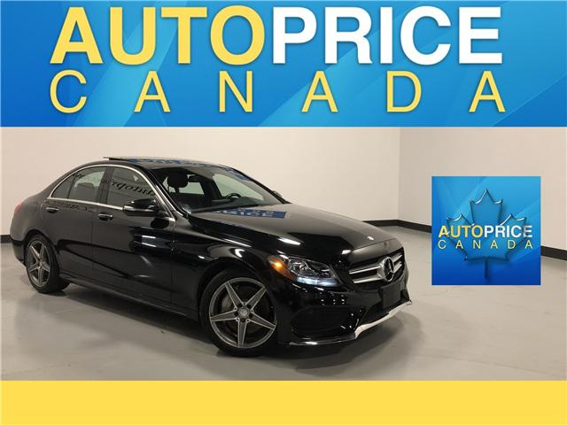 2015 Mercedes-Benz C-Class Base (Stk: W9591) in Mississauga - Image 1 of 30
