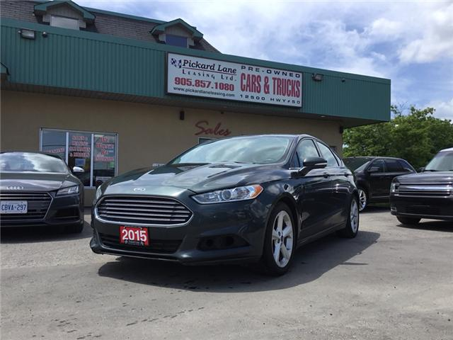 2015 Ford Fusion SE (Stk: ) in Bolton - Image 1 of 22