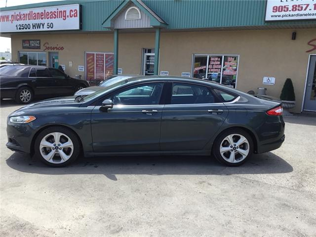 2015 Ford Fusion SE (Stk: ) in Bolton - Image 2 of 22