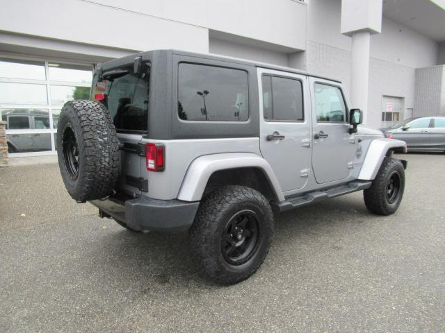 2015 Jeep Wrangler Unlimited Sahara (Stk: EE890810A) in Surrey - Image 7 of 28