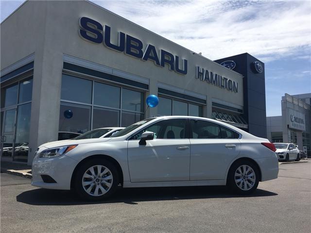 2017 Subaru Legacy 2.5i Touring (Stk: S6011) in Hamilton - Image 1 of 12