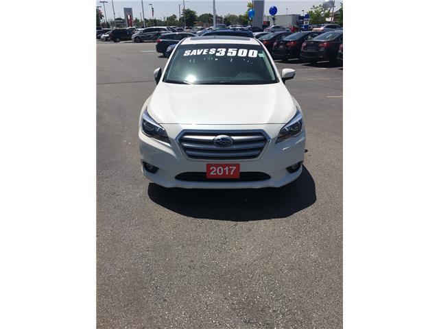2017 Subaru Legacy 2.5i Touring (Stk: S6011) in Hamilton - Image 2 of 12