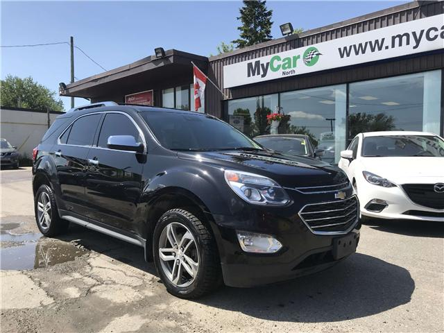 2016 Chevrolet Equinox LTZ (Stk: 180275) in North Bay - Image 2 of 13