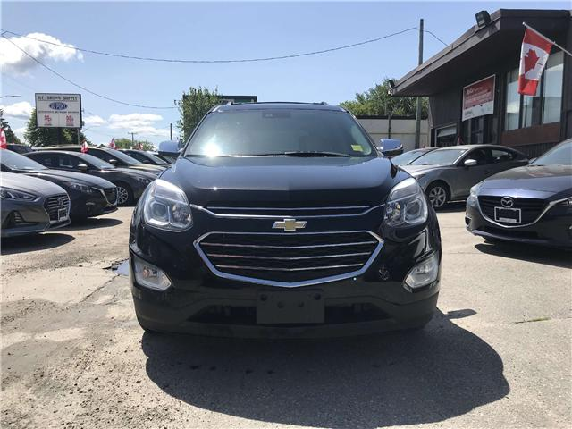 2016 Chevrolet Equinox LTZ (Stk: 180275) in Kingston - Image 3 of 13