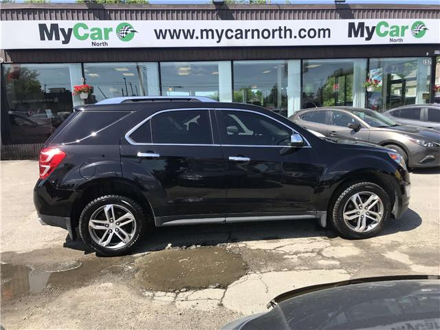 2016 Chevrolet Equinox LTZ (Stk: 180275) in Richmond - Image 1 of 13