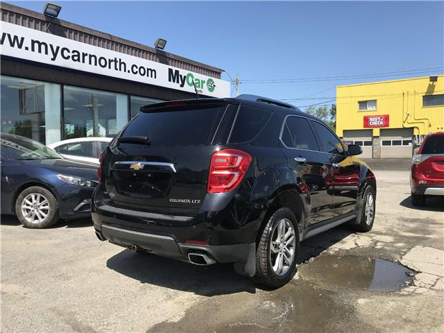 2016 Chevrolet Equinox LTZ (Stk: 180275) in Kingston - Image 8 of 13