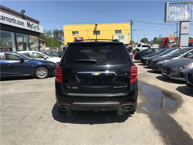 2016 Chevrolet Equinox LTZ (Stk: 180275) in Kingston - Image 7 of 13