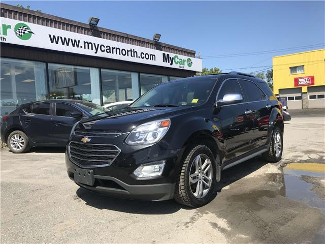 2016 Chevrolet Equinox LTZ (Stk: 180275) in Kingston - Image 4 of 13