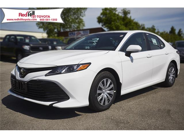 2018 Toyota Camry L (Stk: 18897) in Hamilton - Image 1 of 17
