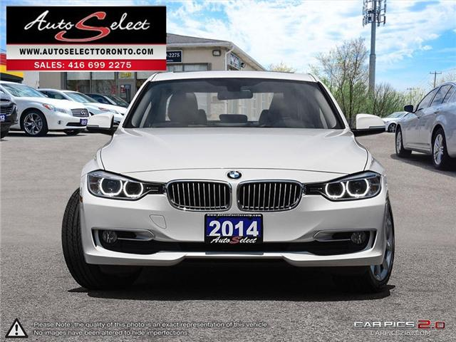 2014 BMW 320i xDrive (Stk: 14QW461) in Scarborough - Image 2 of 28